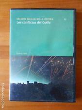 DVD LOS CONFLICTOS DEL GOLFO - GRANDES BATALLAS DE LA HISTORIA 12 (CD-ROM / DVD)