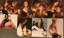 LINDSAY LOHAN LOT OF 32 8x10 PHOTOS SET F AWESOME