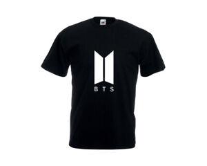 BTS Kpop tour tshirt