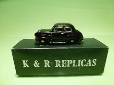 METAL BUILT KIT K&R REPLICAS1:43 AUSTIN A30 - RARE SELTEN - GOOD IN BOX