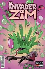 INVADER ZIM #6 ONI PRESS COVER A 1ST PRINT Jhonen Vasquez