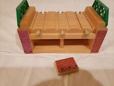Thomas Train LC 99319 Wooden Railway Henry's Tunnel Wall Retired 1997