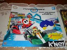 K'Nex Instructions Manual Only for Mario Kart Wii Bowser Ice Race Building Set