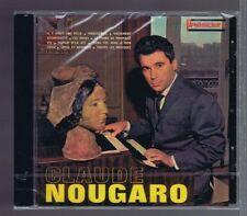 CD NEUF CLAUDE NOUGARO Y'AVAIT UNE VILLE