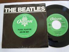 "Beatles PLEASE PLEASE ME 7"" Odeon single 1963 GERMANY RARE"