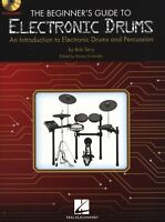 The Beginner's Guide To Electronic Drums Learn to Play Drummer Tutor Music Book