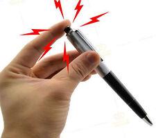 Electric Shock Pen Toy Practical Gadget Gag Joke Funny Prank Trick Novelty gifts