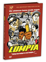 LUMPIA Movie 10th Anniversary Remastered DVD Filipino American - Independent NEW