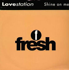 LOVESTATION - Shine On Me - fresh