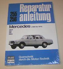 Repair Manual Mercedes 8 - W 114 - 230.6 250 280 280 E from 1968