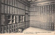 BR71432 l aile francois biblioteque de catherine de medicis blois france