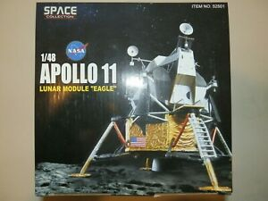 "Dragon Space Collection 1:48 Apollo 11 Lunar Module ""Eagle"""