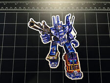 Transformers G1 Bruticus box art vinyl decal sticker Decepticon 80s 1980s