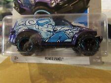 Hot Wheels Power Panel HW City Purple