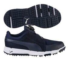 Puma Grip Sport Junior Disc Golf Shoes Peacoat-Quarry Or Black/White
