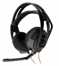 Plantronics Rig 505 LAVA HD Corded Over The Ear Stereo Gaming Headset