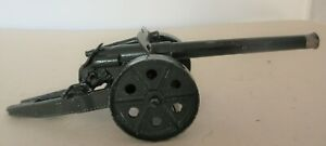 Britains Ltd Army 4.7 inch Naval Gun Mounted for Field Operations Diecast Model