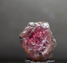 Rubelite  TOURMALINE Specimen Rough Crystal  Karibib, Namibia