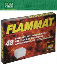 ACCENDIFUOCO 48 CUBETTI FLAMMAT COD.26784