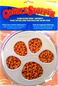 2x SnuggleSafe GobbleStopper 12cm diameter SLOW FEEDER disc