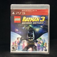 LEGO Batman 3: Beyond Gotham  (Sony Playstation 3, 2014) Brand New