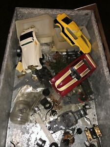Aurora Afx Cars Junkyard Parts Wheels Chassis Wheels Fun Parts Find