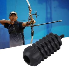 Hunting Arrows Archery Stabilize Compound Bow Stabilizer Rubber Accessories 0A9