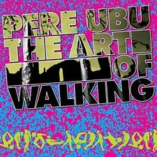 PERE UBU - THE ART OF WALKING   VINYL LP + MP3 NEU