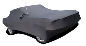 New 1964-1968 Ford Mustang Indoor Car Cover - Coupe & Convertible Custom Fit