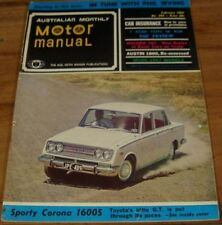 1967.MOTOR.HR Holden 186.ASTON MARTIN ZAGATO.Fiat.Rambler.AUSTIN.VALIANT REGAL