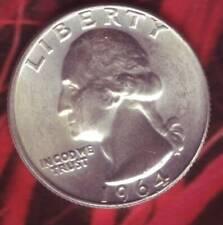 Usa America quarter dollar  1963    silver