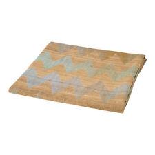 Couvertures bleus pour le lit en 100% laine