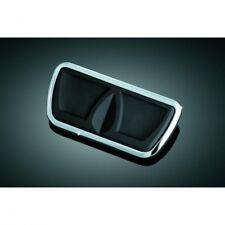 Kinetic brake pedal pad chrome - Kuryakyn 4310