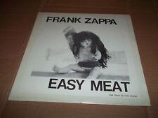 Frank Zappa - Live in Sweden 1979 rare original Mud Shark LP Not TMOQ SEALED