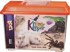 Lee's Kritter Keeper Medium Rectangle w/Lid Label Colors may vary