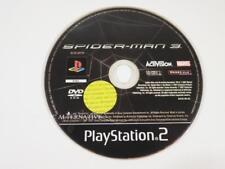 jeu seul SPIDER-MAN 3 pour playstation 2 sony PS2 francais spiel juego loose