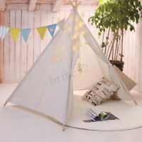 120*120*150cm Kids Teepee Tent Play Tents Children Play House Kids Toy Baby  AH