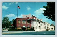 Washington DC, Hogates Seafood, Restaurant, Chrome Postcard Z36