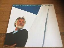 Kenny Rogers - Eyes That See In The Dark - RCA - PL 84697 - 1983 Vinyl Album EX