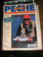 Plaisirs de la pêche N° 43 Chironomes monter et utiliser Sutthroat Brochet