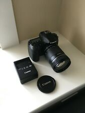 Canon EOS 60D 18.0MP Digital SLR Photo Video Camera (Working, Includes Lens)