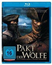 Brotherhood of the wolf -Monica Belucci, Director`s Cut 150min. Blu-Ray RB/UK