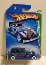 Hot Wheels 2010 Super Treasure Hunt #3/12 Classic Packard w/ Protector