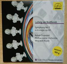 TACET 180g Beethoven Symphonie 7  Polish Chamber Orchestra Wojciech Rajski AAA