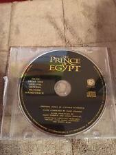 THE PRINCE OF EGYPT FROM THE DREAMWORKS MOTION PICTURE CD