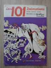 Album STICKERS PANINI 1980 LES 101 DALMATIENS Complet (-1) très propre