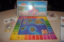 1977 HAWAIIAN SCENE BOARD GAME FROM HANSON COMPANY RARE COMPLETE!!!!