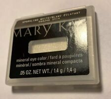 Mary Kay MINERAL Eye Color ~ Sparkling White DISCONTINUED