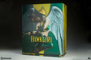 Sideshow Collectibles Hawkgirl Premium Format Exclusive Edition #421/600