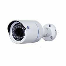 Outdoor Network IP POE Camera Webcam 1080P Infrared Motion Detection Sony CMOS